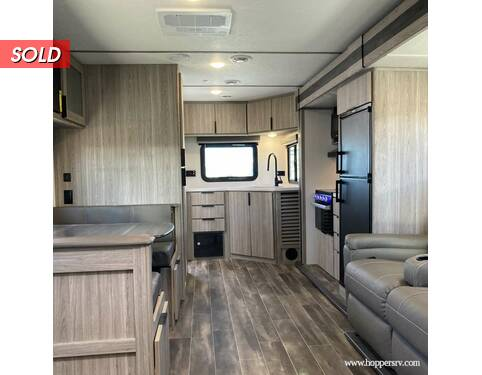 2021 Keystone Passport SL 229RK